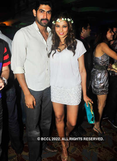 Bipasha back with Rana Daggubati