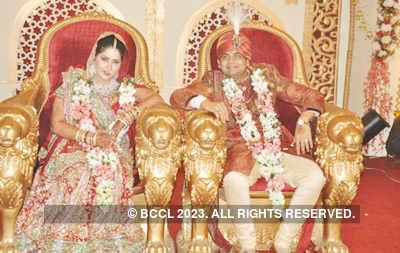Nupur & Animesh Jain's wedding