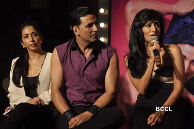 Music launch: 'Desi Boyz'