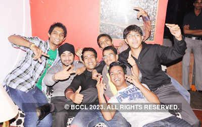 YSM's freshers party