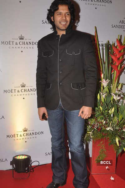 Stars at  'Moet & Chandon' 25th anniv.