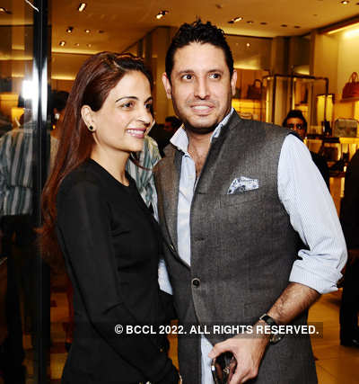 Tod's 'Signature Collection' launch party