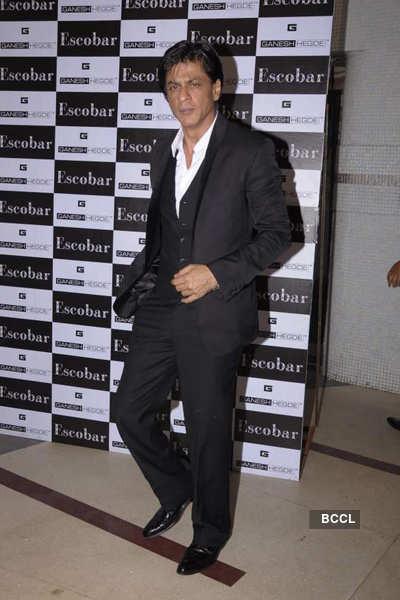 SRK at b'day bash