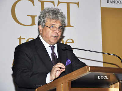 Suhel Seth's book launch