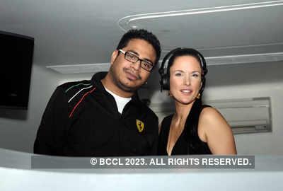 Shiv Karan Singh's b'day party