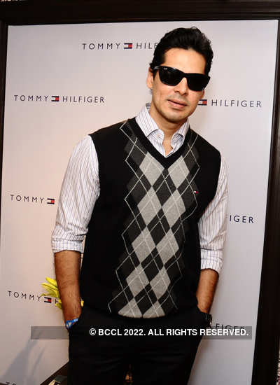 Tommy Hilfiger store launch