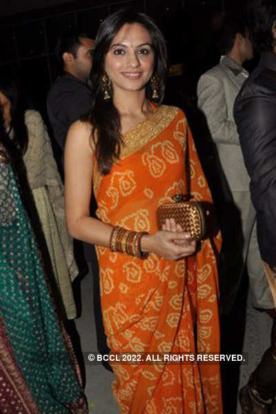 TV star Kinshuk weds Divya