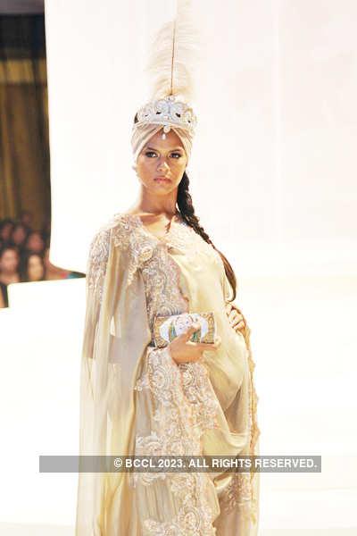 Suneet Varma's couture show