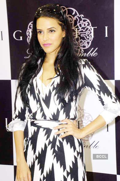 Neha, Vinay at 'Giantti' event