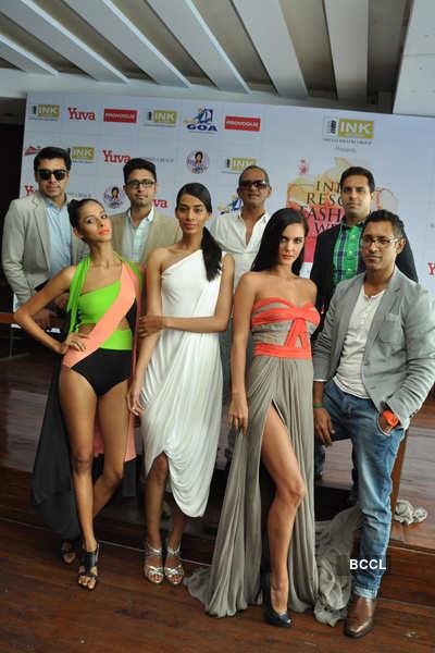 Press meet: 'India Resort Fashion Week '11'