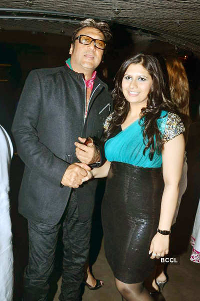 Manali Jagtap's b'day bash