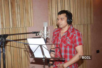 'Khoka Tilli' song recording