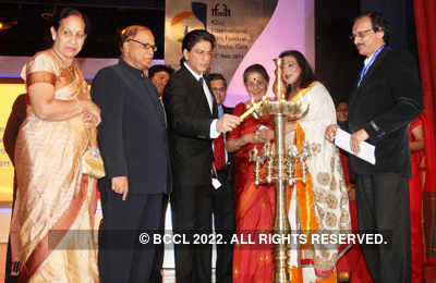 Inauguration of '42nd IFFI'