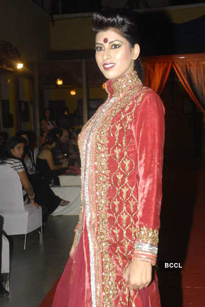 Aarti Gupta's collection preview