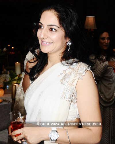 Shivani & Rueben's engagement party
