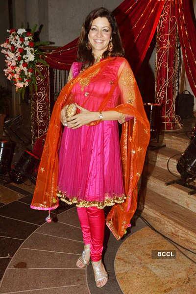 Shabbir-Kanchi's sangeet ceremony