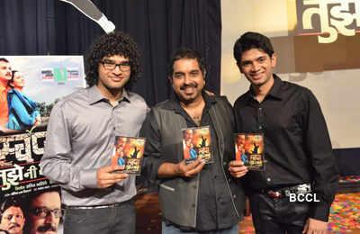 Shankar's son's soundtrack launch
