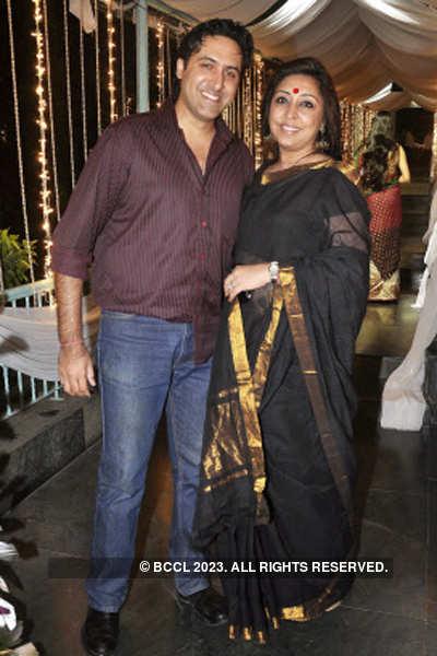 Shabbir-Kanchi's wedding reception