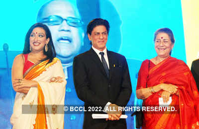 SRK at IFFI