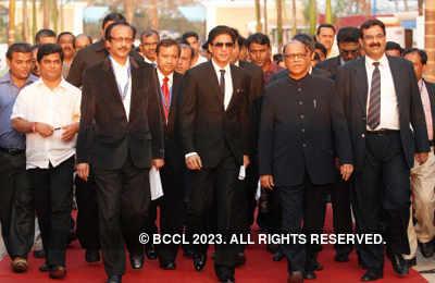 SRK at IFFI