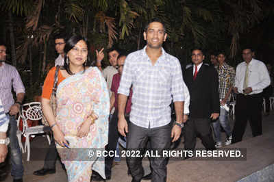 Dhoni @ Book & Music launch