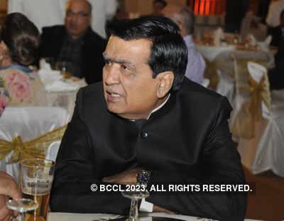 Kamal Morarka's party
