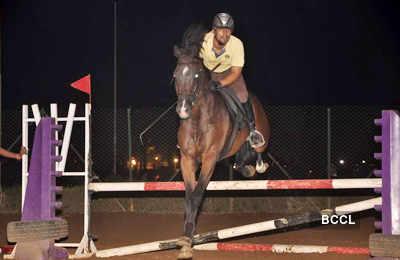 Randeep @ Mahalaxmi race course