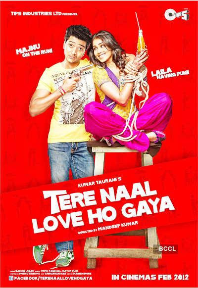'Tere Naal Love Ho Gaya'