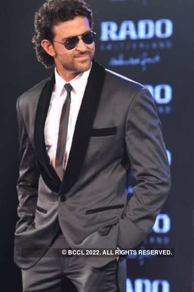 Rado appoints Hrithik as its ambassador