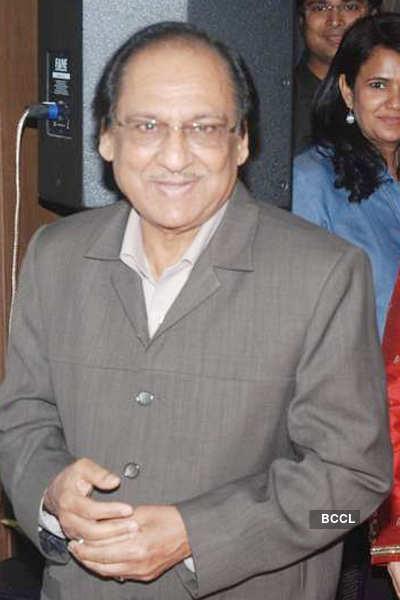 Ghulam Ali @ launch of 'Maula Ka Darbar'