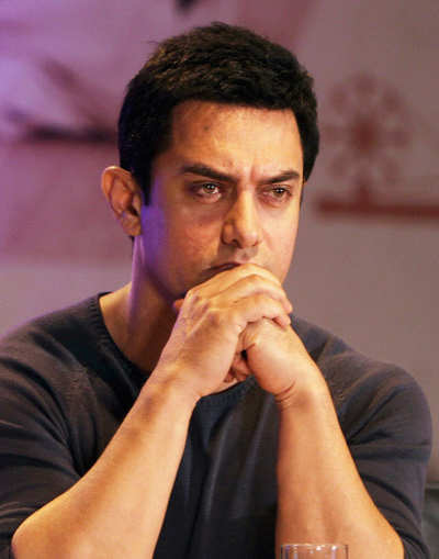 Aamir as UNICEF's brand ambassador