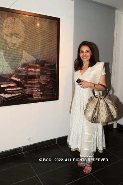 Jaideep Mehrotra art show
