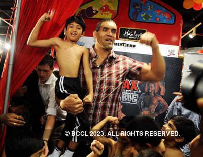 Khali launches card game