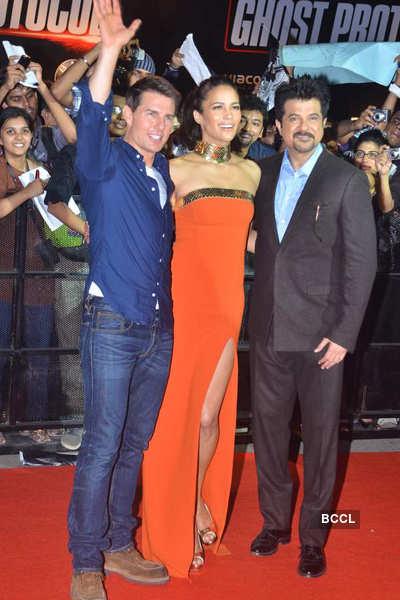 Mission Impossible 4- Mumbai