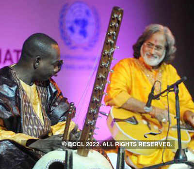 Musical concert by ICCR and UNAIDS