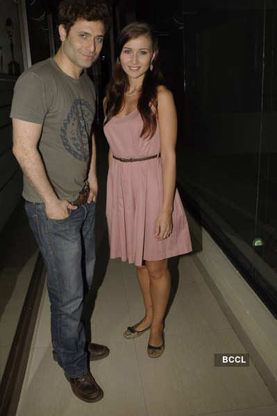 Shiney Ahuja promotes 'Ghost'