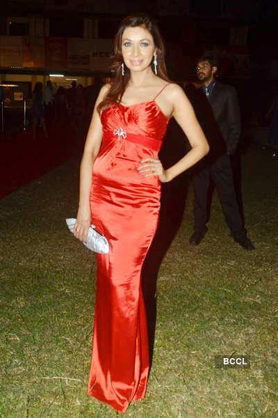 Celebs attend 'Navy Queen '11'