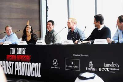Stars at Dubai Film Festival