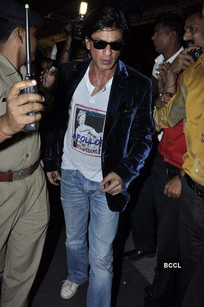 SRK, Piggy to promote 'Don 2' in Dubai
