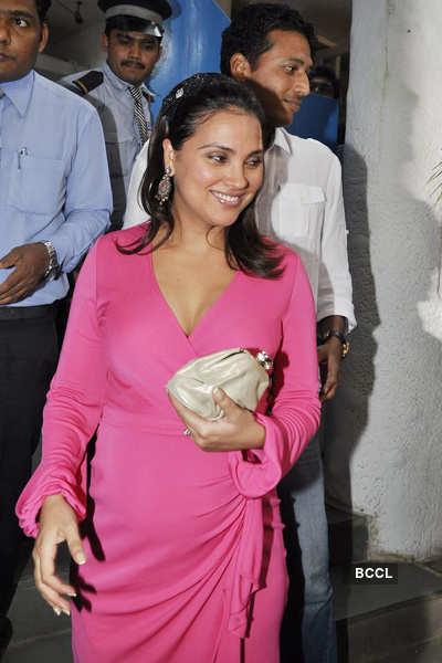 Lara Dutta's baby shower