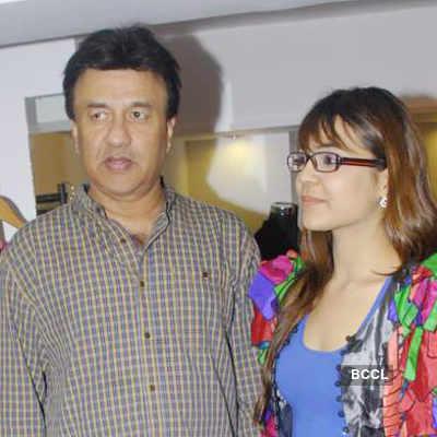 Anu Malik at new store Ashtar