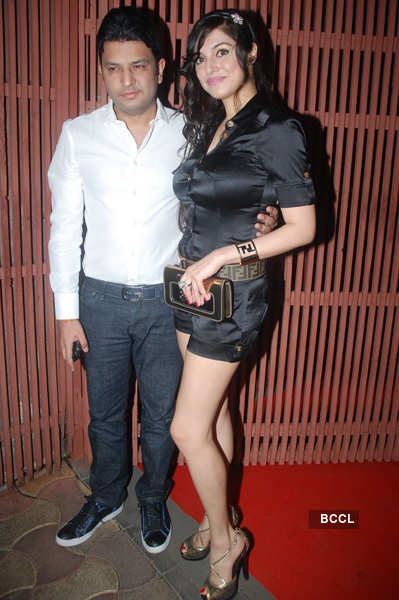 Stars at 'The Dirty Picture' success bash