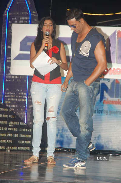 Akki at 'Sonic' channel launch
