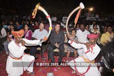 Opening ceremony of 'Worli Mahotsav'