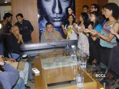 Shillong Chamber Choir meets Mahesh Bhatt
