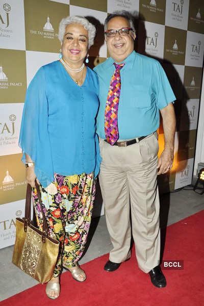 Book launch: 'The Taj'