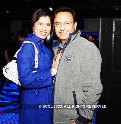 Stars @ Zygo club's launch party
