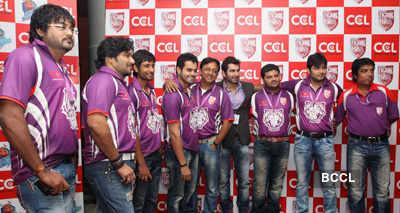 Stars at CCL curtain raiser & calendar launch