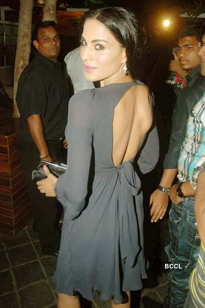 Veena Malik @ press meet