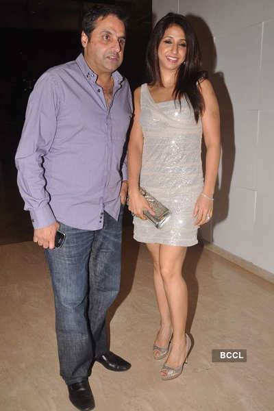 Farah Khan's house warming bash